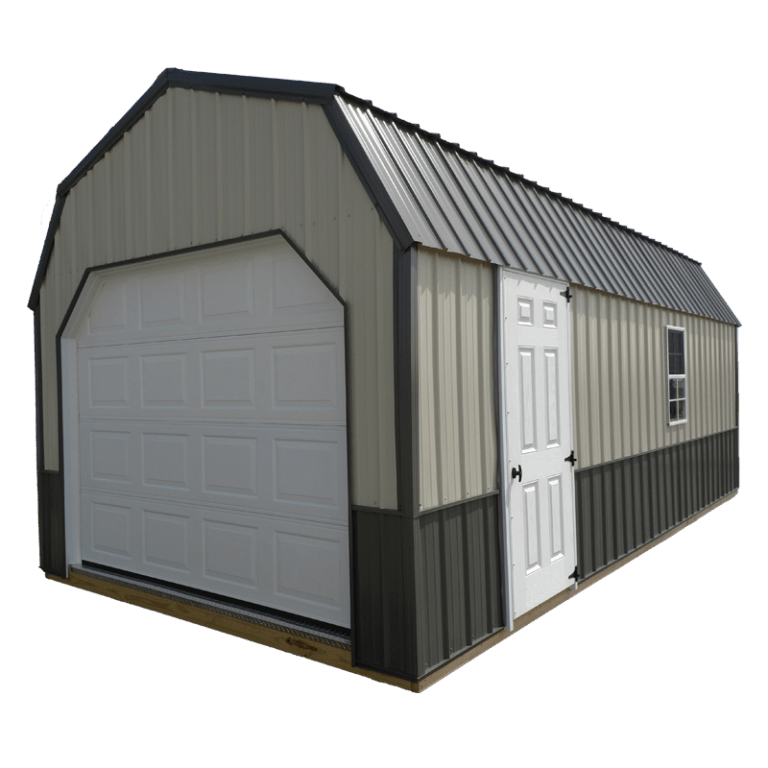 Steel Storage Shed copy