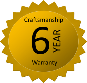 hoosier sheds warranty