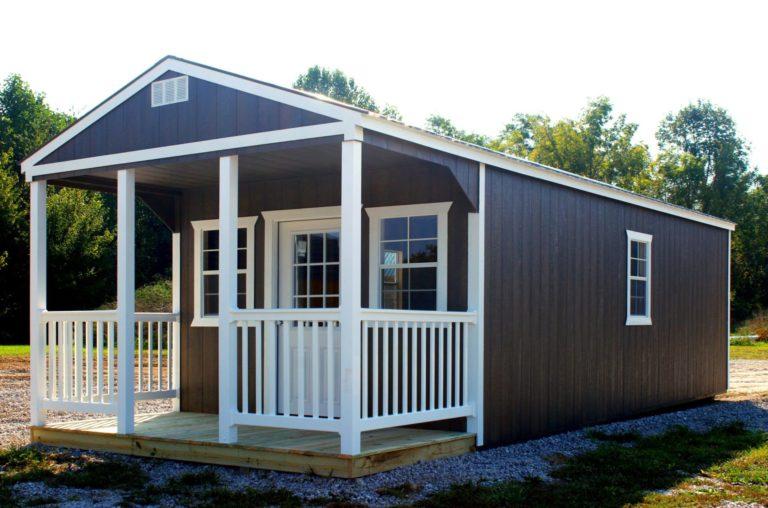 hoosier sheds cabin