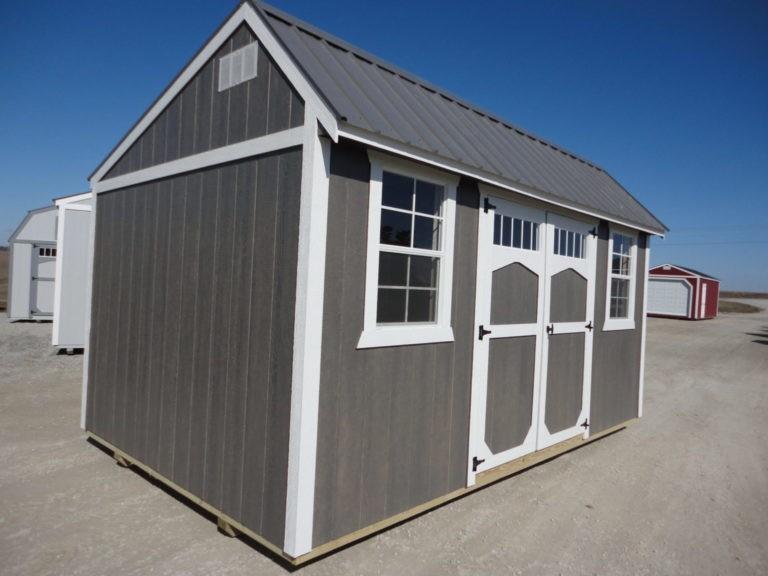 Storage Shed Cottage Shed