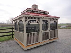 Double Roof Pavilion