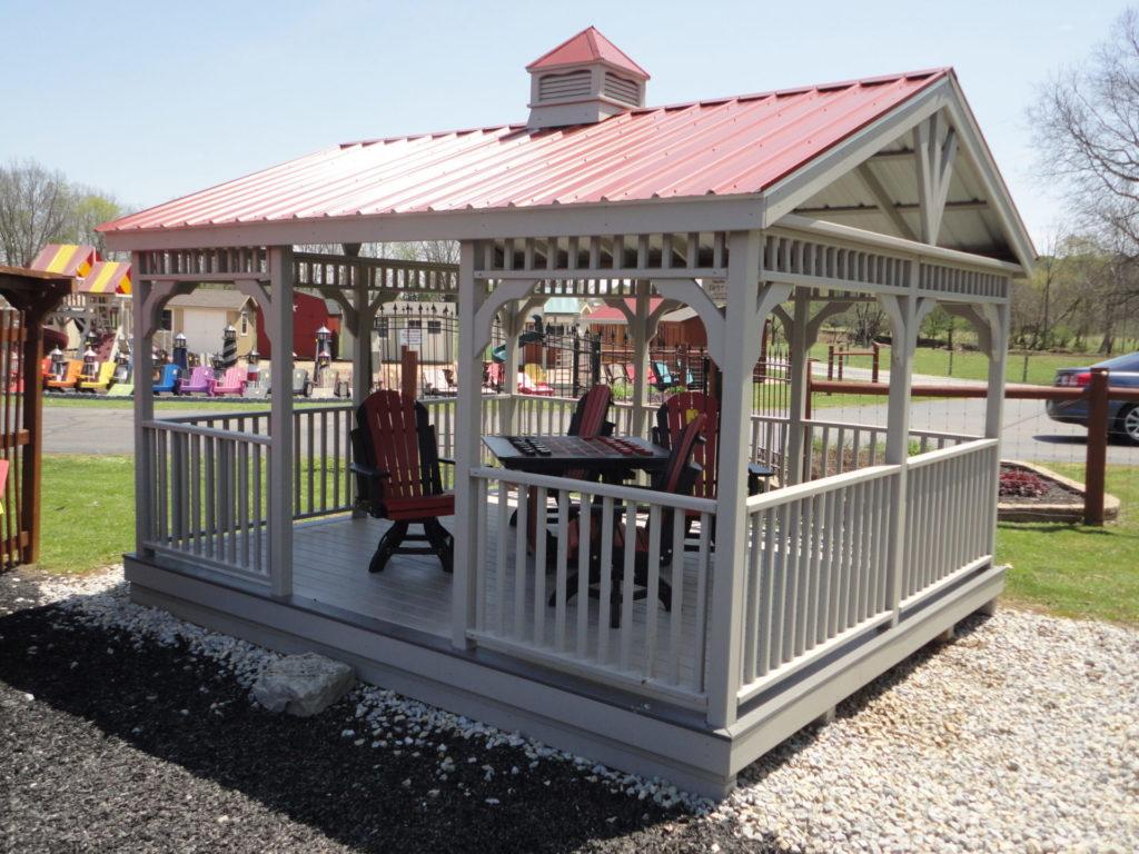 Hoosier Sheds Pavilion