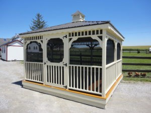 Pavilions for sale in Indiana landing page.