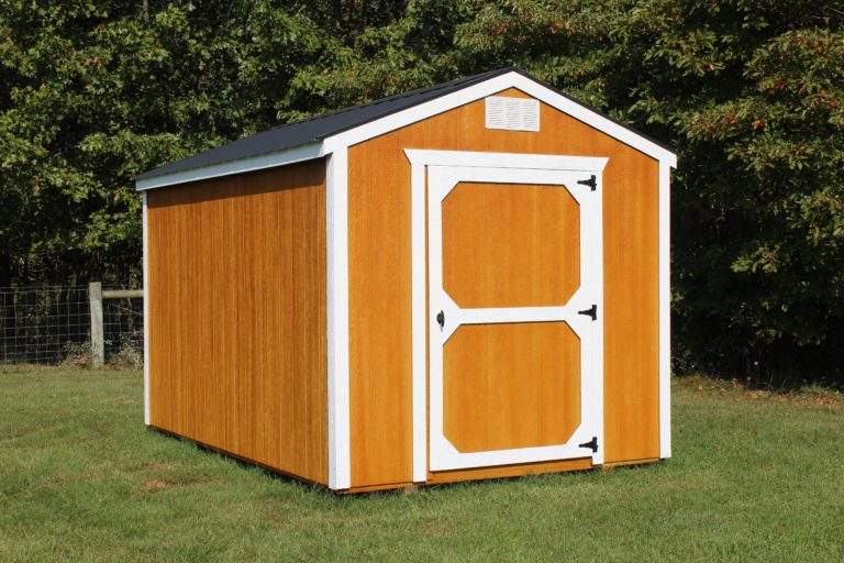 Hoosier Storage Shed Utility Shed